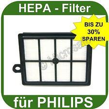Hepa Filter zu Philips Performer / Jewel / Marathon  Mikrofilter Luftfilter