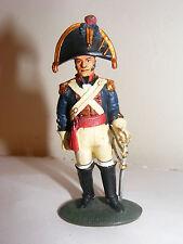 Del PRADO SOLDATO PIOMBO UFFICIALE Royal horse guardie 1800