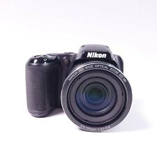 Nikon COOLPIX L330 20.2MP Digital Camera Black Working With Issue - READ
