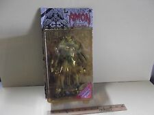 "Saylos Amon Apocalypse Of Devilman 9""in Action Figure w/Base By Fewture 2000"