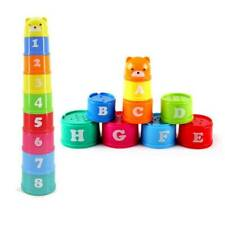 Stack Up Cups Toy Learn Baby Toddler Developmental Educational Play Cup Supply