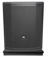 "JBL Pro PRX815XLFW 15"" 1500w Powered Subwoofer Active DJ PA Sub + Acoustic Riser"