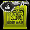 Ernie Ball Regular Slinky Nickel Wound Electric Guitar Strings 10-46 2221 6 Sets
