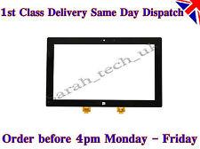 "MICROSOFT SURFACE RT 1 1515 1516 10.6"" Tablet Anteriore Digitalizzatore Touch Screen Vetro"