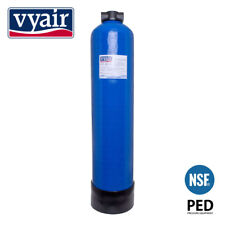 VYAIR 0835 (25.0 Litre) DI Resin Vessel (EMPTY) + Hozelock Clunk-Click Fittings