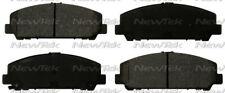Disc Brake Pad Set-Galaxy Ceramic Disc Pads Front NewTek SCD1286
