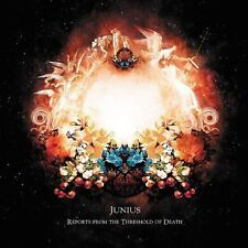 Junius - Reports from the Threshold of Death [CD]