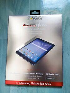 ZAGG Samsung Galaxy Tab A 9.7 InvisibleShield Tempered Glass Screen Protector