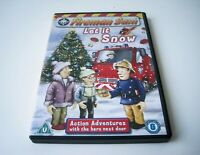 FIREMAN SAM: LET IT SNOW - DVD
