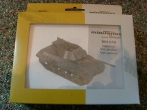 Roco Minitanks Jagdpanzer  M10/M36 TANK HO Scale Kit OUT OF PRODUCTION NEW/Boxed