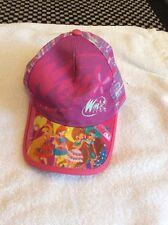 WINX CLUB Pink Baseball Cap 3-5 Yrs