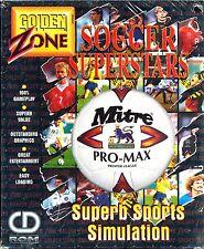 Soccer Superstars (PC, Pappbox) Neuware
