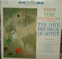 The Dave Brubeck Quartet                 LP Record