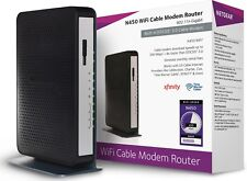 Netgear Cable Modem Wireless Router Combo Wifi Docsis 3.0 Comcast Xfinity Black