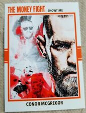 2017 CONOR MCGREGOR The Money Fight  CUSTOM TRADING CARD  UFC