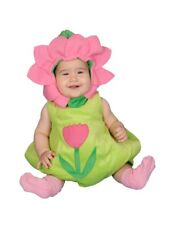 Hollween Dazzling Baby Flower Costume 2 piece infent Size 6-12 M baby so cute