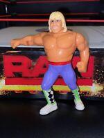 WWE OWEN HART ROCKET HASBRO WRESTLING FIGURE WWF SERIES 7 RARE