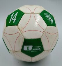 Castrol sponsor Ball 2014 World Cup Brazil Fifa Official Soccer Football #14 Grn