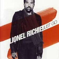CD LIONEL RICHIE - Just go (neuf)