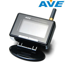 AVE TPMS 5 Sensors Tire Pressure Monitoring System - Monitor Spare Tire