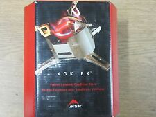MSR XGK EX Multi-Fuel Stove One Color One Size WITH FREE SERVICE KIT BRAND NEW