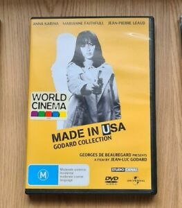 Made In USA (DVD, 2007)