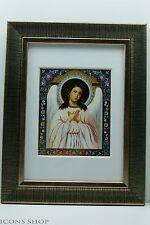 christian icon guardian angel  ангелы l'ange engel