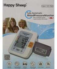 Tensiómetro de Brazo Digital Pulsometro Electronico Medidor de Presión Arterial