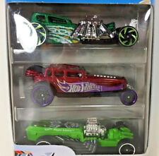 New Hot Wheels 3 Die Cast Metal Cars Street Creeper Collectible Assorted Pack