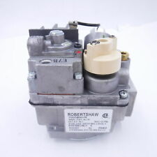 Robertshaw Gas Valve 7000bmvr Nat 40 Wc Fpt Inout For Fryer Af 25 Af 45 Af