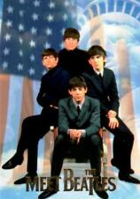 THE BEATLES - MEET THE BEATLES - SPORTS TIME INSERT #5 1996