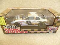 1998 Racing Champions 1:24 Gold NASCAR Hut Stricklin Circuit City Chevrolet #8 a