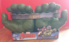 Hulk Fists Hands Gamma Grip ~ Marvel Avengers Action Hero Halloween ~  NEW!