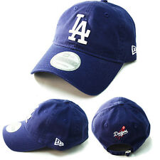 New Era MLB L.A Dodgers Blue 9twenty Adjustable strapback Cap Dad Daddy Hat