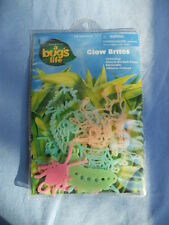 Disney Pixar A Bug's Life Glow Brites (Glow-in-the-Dark Removable Pieces) 3 & Up