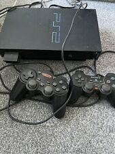Sony PlayStation 2 PS2 Console Bundle With 13 Games & 2 Controllers TESTED