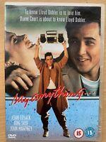 Say Anything DVD 1980 Eighties 1980s Teen Romcom Movie Classic w/ John Cusack
