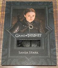 Game of Thrones Season 8 Rittenhouse - Sansa Stark Dress Relic VR14