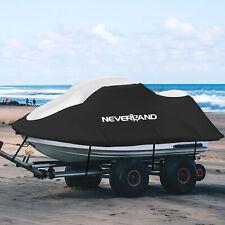 NEVERLAND Motorboot AbdeckplaneJet Ski Abdeckung Cover für Yamaha WaveRunner DE