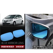 HONDA Fit Jazz GE6 7 8 9 Blue Mirror Lens Left and Right Set Japan with Tracking