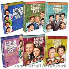 Father Knows Best: Complete Classic TV Series Seasons 1 2 3 4 5 6 DVD/Box Sets