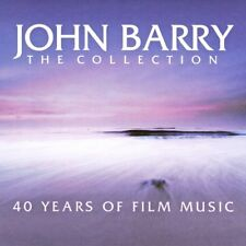 The John Barry Collection - 4 x CD Boxset - Special Edition - John Barry
