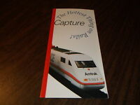 SUMMER 1993 AMTRAK ICE TRAIN SOUVENIR CATALOG