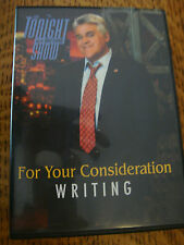 THE TONIGHT SHOW WITH JAY LENO EMMY DVD FLOGGING MOLLY TRACEY ULLMAN TOWN HALL