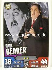 Slam Attax Rumble-Paul Bearer-Legends