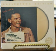 """FRANK SINATRA """"THE VOICE"""" The Columbia Years 1943-1952  24 KARAT GOLD DISC CD"""