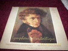 Berlioz Symphonie Fantastique Von Karajan LP 35202