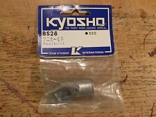 BS-26 Manifold - Kyosho Burns Turbo Burns Inferno ST Inferno DX Landmax GP20