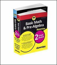 Basic Math and Pre-Algebra Workbook for Dummies with Basic Math and...