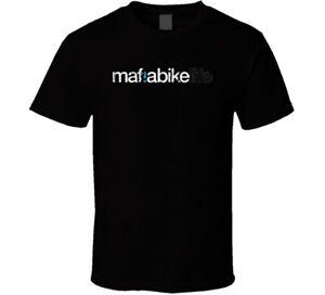 Mafiabikes Bmx  Manufacturer Cool Outdoor Gift Worn Look T Shirt